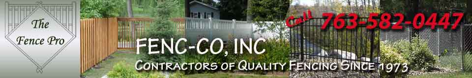 Fenc-co, Inc. Fencing Installation Contractor