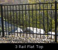 Ornamental Aluminum And Ornamental Steel Fencing